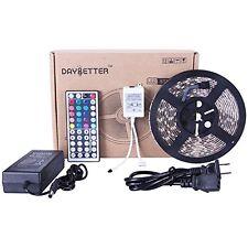LED Light Strip Festival Decoration 300 LED 5m Color Changing RGB IR Remote New