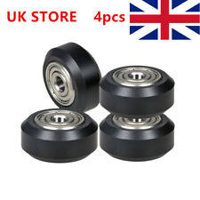 More details for 4 pcs/lot pom pulley wheels bearings gear carbon steel creality 3d printer part