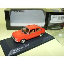 Alfa Romeo Alfasud 1972 Orange Die Cast 1 43 Minichamps Model 400120104 R