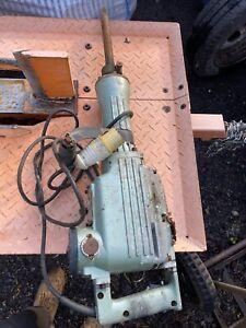Concrete breaker demolition hammer, Spares Or Repairs