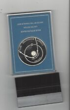 Discovery of Comet Kohoutek , Franklin Mint, Sterling Silver Medallion