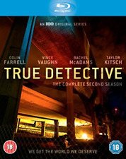 True Detective: Season 2 Blu-Ray NEW