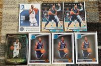 2018-19 Jaren Jackson Jr. Panini Chronicles Obsidian #581, Donruss #188 RC Lot