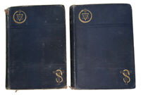 THE SECRET DOCTRINE, H P BLAVATSKY, 1888, FIRST EDITION, 2 VOLUME SET, THEOSOPHY