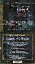 RARE / CELTIC LEGENDS OF SCOTLAND AND IRELAND ( 2 CD DELUXE EDITION ) COMME NEUF