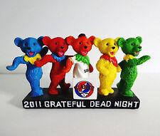 Grateful Dead San Francisco SF Giants Baseball MLB Bobble Dobbles Bears GD 2011