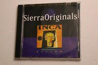 FRENCH FRANCAIS Inca vintage PC video game sierra