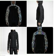 Nike Holiday Shield Flash Men's Reflective Running Jacket NEW $400 XL