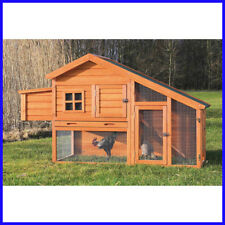 [No Tax] Trixie Chicken or Rabbit Coop with a View, Cage