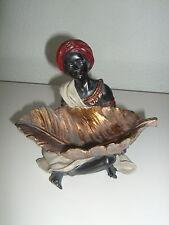 Deko Figur mit Schale Orientalisch