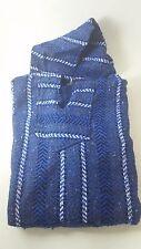 Baja Hoodie Mexican Sweatshirt pullover Poncho L XL XXL Drug Rug Surfer Jacket