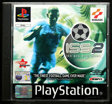 ISS Pro Evolution 2 (Sony PlayStation 2) 2001, Konami - VGC