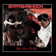 New: State of Shock: Life, Love & Lies  Audio CD