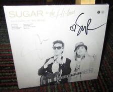 SUGAR + THE HI-LOWS: SELF TITLED SUGAR & THE HI-LOWS MUSIC CD, TRENT DABBS & AMY