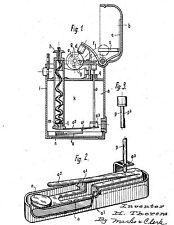 Old, vintage Thorens lighter: Histor. infos 1919 - 1963