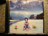 CD Dream Theater / A Change of Seasons - Rock Album 1995