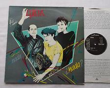 "UBIK Nada / Summer of the war FRENCH ORIG 12"" 45 - RCA PC 61336 New Wave pop"