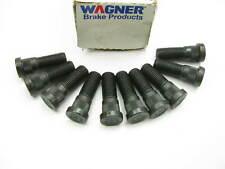 (10) Wagner BD61401 Front Wheel Lug Studs