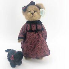 "Bearington Bears ""Gigi & Fifi"" 14"" Collector Bear- #1521- New- 2004- Retired"
