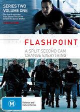 Flashpoint: Series 2 - Volume 1 * NEW DVD * (Region 4 Australia)