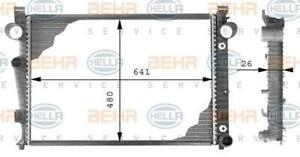 HELLA Radiator Mercedes Benz S-Class S 280  S 320, A 500 032 20 24