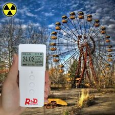 Counter Nuclear Radiation Detector Personal Dosimeter Geiger Muller Tester