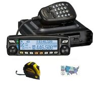 Yaesu FTM-100DR VHF/UHF 50W Mobile Radio with FREE Radiowavz Antenna Tape!