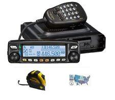 Yaesu FTM-100DR VHF/UHF 50W Mobile Radio with FREE Radiowavz Antenna Tape!