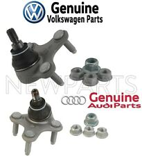 For Audi A3 Quattro VW Beetle Eos Golf Pair Set of Front Ball Joints Genuine OEM