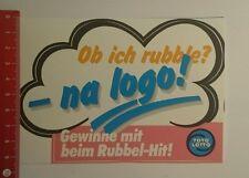 ADESIVI/Sticker: TOTO LOTTO se mi strofino na logo (140916111)