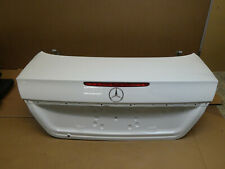 Mercedes Classe e W211 Limosine Portellone Cofano Del Bagagliaio Calcite Bianco