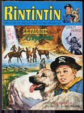 Rintintin # 19 (1971) + Vignettes Indiens Non Détachées
