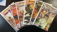 RANN-THANAGAR WAR #1-6 Infinite Crisis (Lot Complete)(2006 DC Comics) VF/NM Book