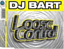 DJ BART - Loose control CDM 5TR Techno House 1998 (BIT MUSIC) Belgium