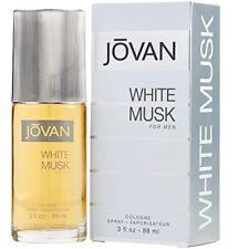 NEW Jovan White Musk for Men Cologne Spray 3 Fluid Ounces