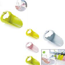 Faucet Tap Extender Children Toddler Kids Hand Washing Bathroom Sink Tubs~E-