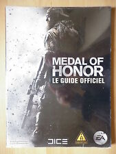 Medal Of Honor Guide de jeu Playstation 3, Xbox 360, PC