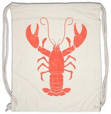 Lobster II Turnbeutel Fisher Gone fishing Bone Fish Sea Redneck Hillbilly