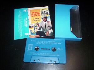 Nat King Cole – A Mis Amigos EMI Capitol MC/Cassette
