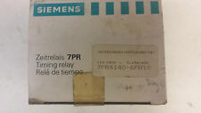 Siemens Timing Relay 7PR4140-6FH10
