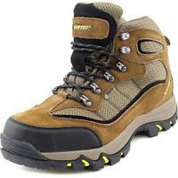 Hi-Tec Men's Skamania Mid Waterproof Hiking Boot Brown US 10.5 M