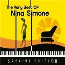 The Very Best of Nina Simone CD 8avg - 21 Song Compilation