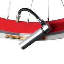 Mini Bike Pump, Portable Bicycle Air Pump Fits Presta and Schrader Value,
