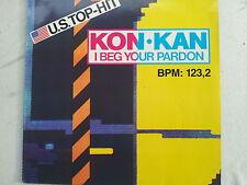Kon Kan - I beg your Pardon