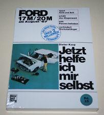 Manual de Reparaciones FORD 17M/20M Serie P7 P7a P7b, a Partir Año Fab . 1967