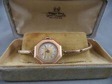 Antique Meric Watch for COOLEY BROS Barrington St Halifax NS Original Box GF