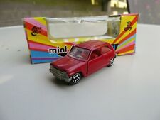 Norev Minijet 3 inch Renault 5 R5 5TL 5LS red