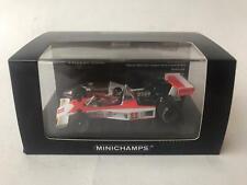 Minichamps Mclaren M23 James Hunt World Champion 1976 1/43