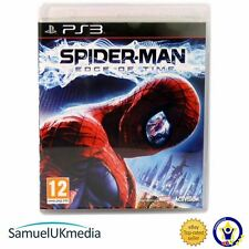 Spider Man-Edge of Time (PS3)