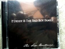 PUFF DIDDY & BAD BOY FAMILY - THE SAGA CONTINUES - CD SIGILLATO (SEALED)